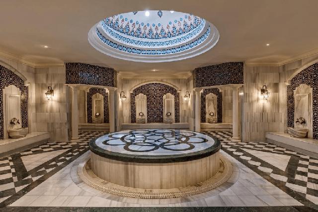 ELA QUALITY RESORT HOTEL -hamam