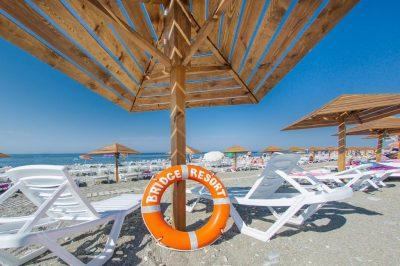 Отель Bridge Resort beach