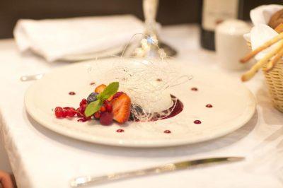 Отель Bridge Resort dish